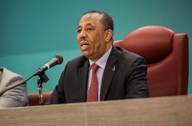 ليبيا: عبد الله الثني يشكل