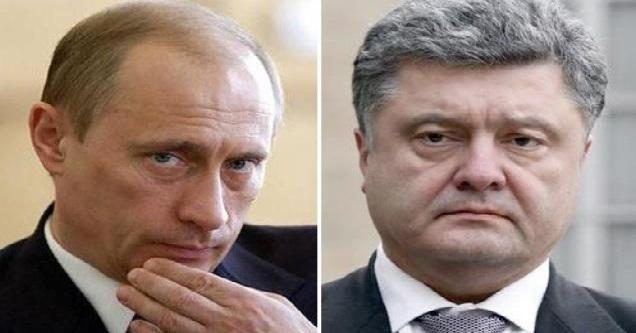 كييف وموسكو تتفقان على وقف إطلاق النار