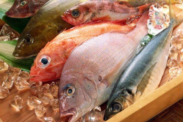 تناول الأسماك قبل العيد للتخلص من الوزن الزائد