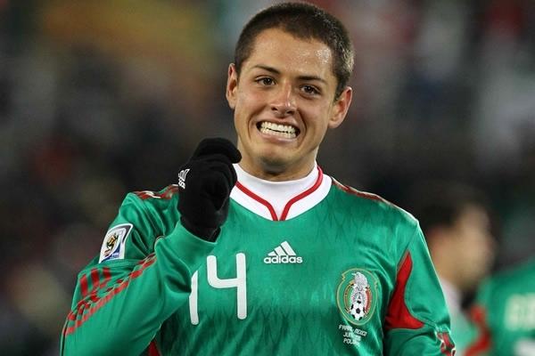 ريال مدريد يتعاقد مع المهاجم المكسيكي تشيتشاريتو
