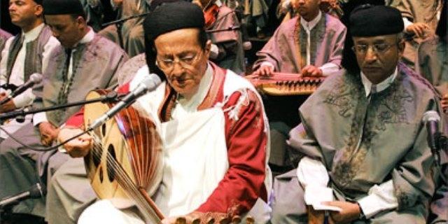 فنون النظم في فن المالوف الليبي