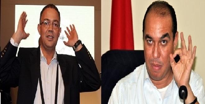 لقجع يخرج عن صمته ويهاجم وزير الرياضة أوزين
