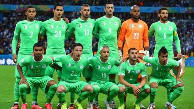لبنان يطلب مواجهة الخضر في مباراة خيرية لغزة