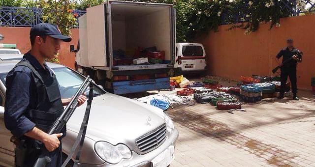 ارتفاع عدد الموقوفين في شبكة الاتجار الدولي في الكوكايين  بمراكش