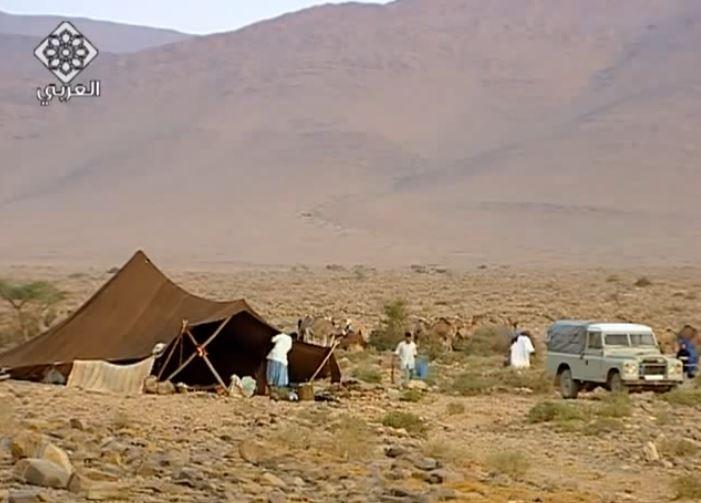 صحراء الأمازيغ - حياة البدو فى الصحراء المغربية