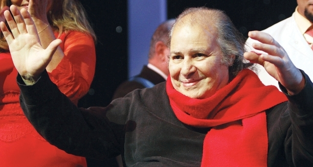 الموت يغيب المخرج السينمائي المصري سعيد مرزوق
