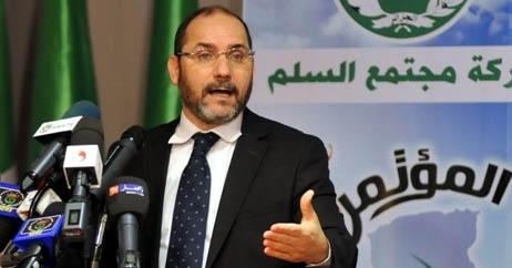 حمس: الفراغ في أعلى هرم الدولة يرهن مستقبل الجزائر