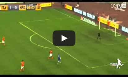 ايطاليا وهولندا 2-0