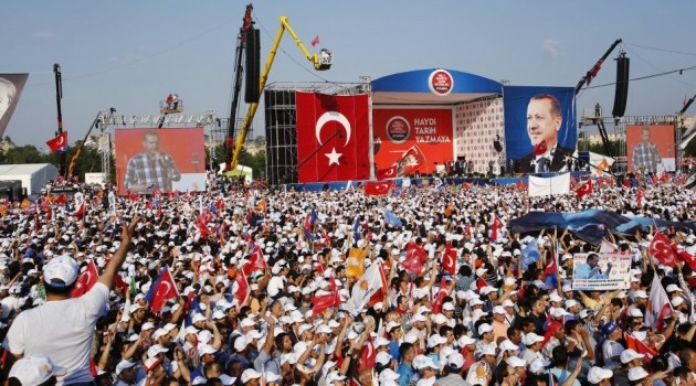تركيا وخطاب القومية الإسلامية