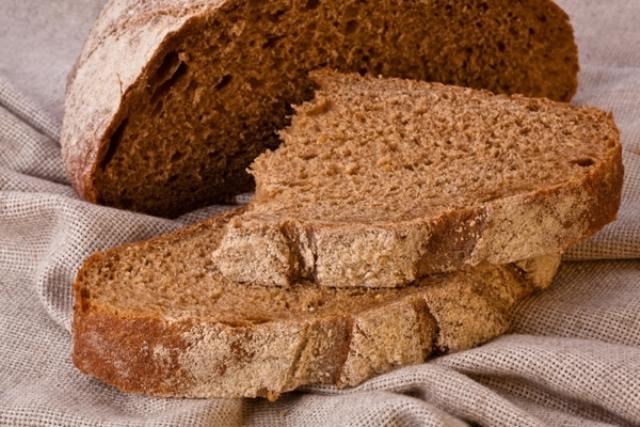 250 جرامًا من الخبز أسمر للحفاظ على رشاقتك