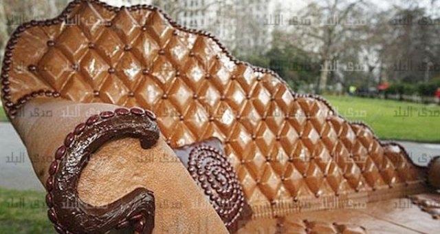 بالصور.. أحدث الابتكارات لأشكال متعددة من الشوكولاتة