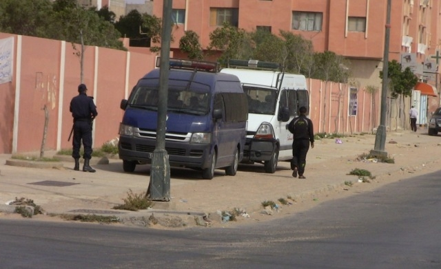 كاميرا للهواة ترصد حقيقة ماجرى في سجن العيون بالصحراء..ونفي رسمي وحقوقي لتعرض  سجناء للتعذيب