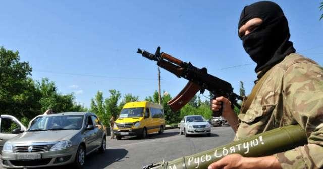 تبادل الاتهامات بين أوكرانيا والانفصاليين