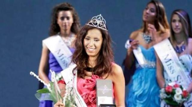 تونسية تتوج بلقب ملكة جمال الارض