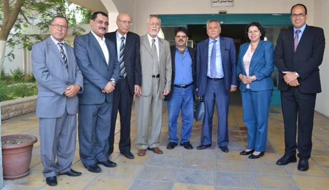 حزب التقدم والاشتراكية المغربي يستنكر منع وفد قيادته من دخول قطاع غزة