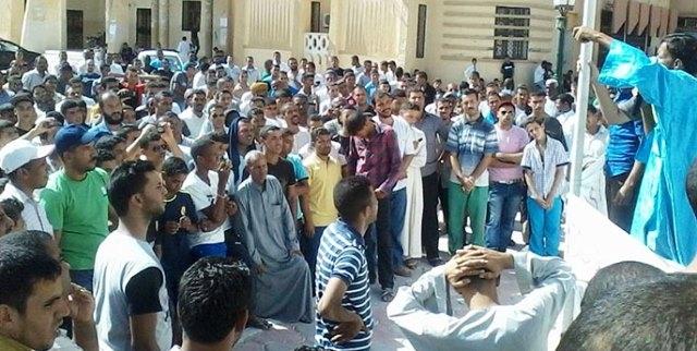 دخول اجتماعي ساخن بالجزائر: 9 ولايات تشهد مظاهرات واحتجاجات على خلفية اجتماعية