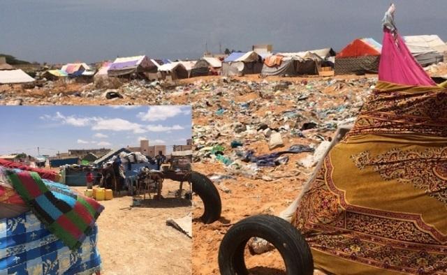 مخيمات عشوائية تخلق مشاكل اجتماعية لساكنة العاصمة الموريتانية