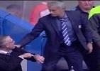 روي كين يرفض مصافحة مورينيو