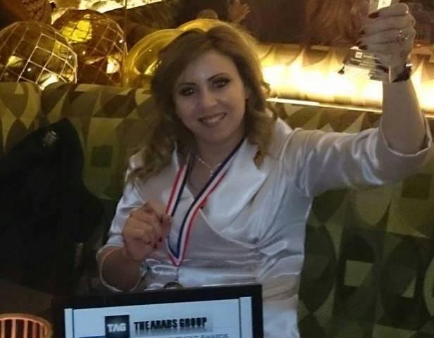 المغربية رجاء غانمي أحسن طبيبة عربية في العالم