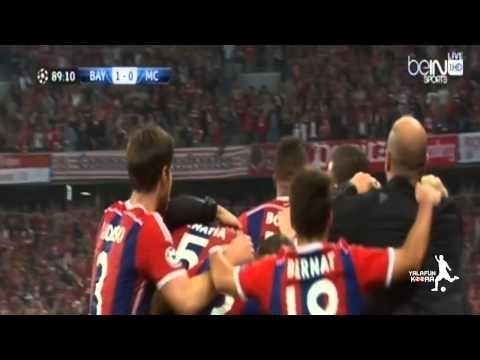 ميونخ ومانشستر سيتي 1-0
