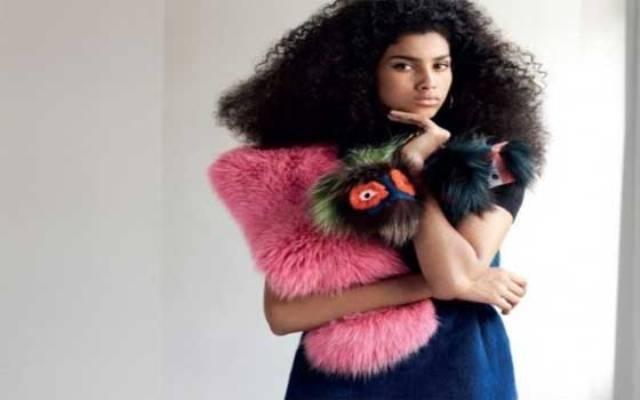 فتاة مغربية تتصدر قائمة العارضات الأوروبيات
