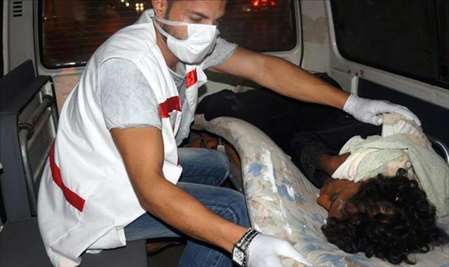 مصرع 10 أشخاص في قصف عشوائي غرب العاصمة الليبية