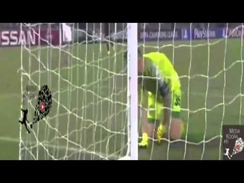 روما وسيسكا موسكو 5-1