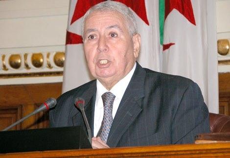 رئيس مجلس الأمة الجزائري يندد بجريمة إعدام الرعية الفرنسي