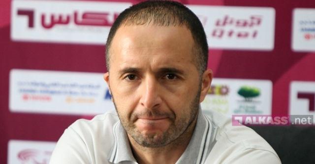 بلماضي: مباراة المغرب اختبار حقيقي لمنتخب قطر