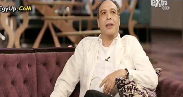 شاهد ماذا قال خالد صالح عن الموت