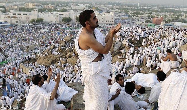 الحجاج الموريتانيون يبدأون في الاحرام للحج
