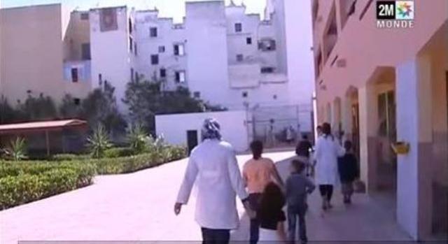 الأطفال المغاربة التوحديون والدراسة