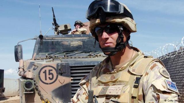 أستراليا تشارك عسكريا لمحاربة داعش