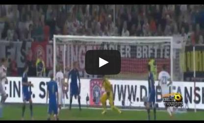 الارجنتين والمانيا: 4-2