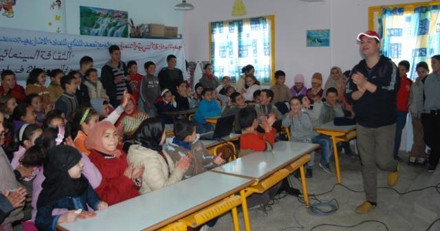 مؤسسة الثقافات الثلاث  تنظم سبع ورشات في المهن الثقافية في شمال المغرب