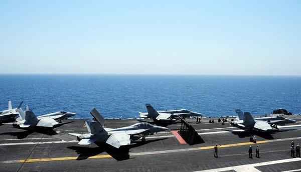 خمس دول عربية تشارك في محاربة داعش