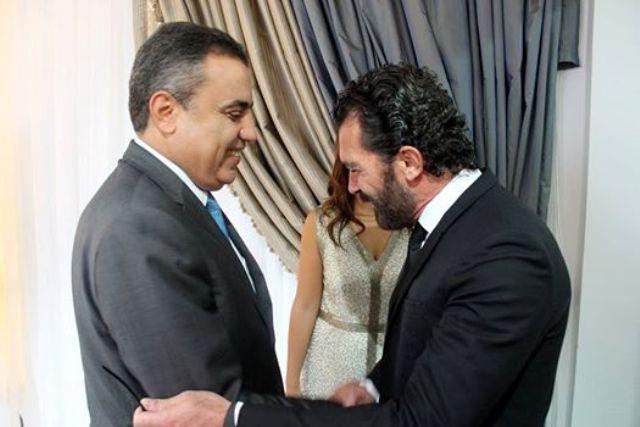 رئيس الحكومة التونسية يستقبل انطونيو بانديراس