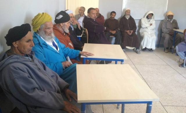 المغرب يشهد حملة وطنية  لحماية الأشخاص المسنين والتحسيس بأوضاعهم