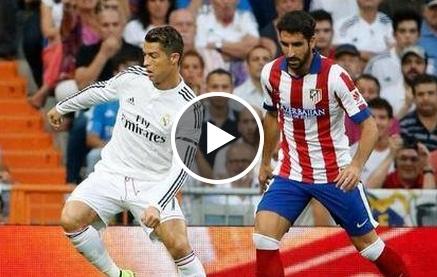 ريال مدريد واتلتيكو مدريد 1-2
