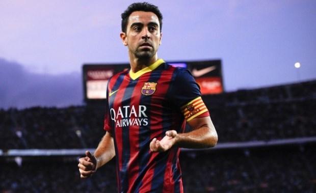 تشافى : لا أرغب فى الرحيل عن برشلونة