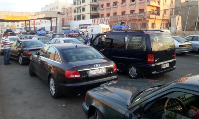 عبور  أزيد من 187 ألفا من المهاجرين  عبر ميناء طنجة المتوسط في ظرف ثمانية أيام