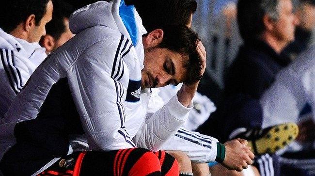 كاسياس يقترب من الرحيل عن ريال مدريد