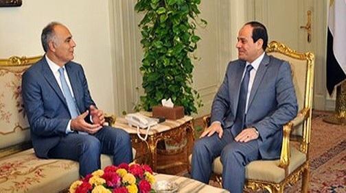 الرئيس المصري عبدالفتاح السيسي يحل قريبا بالمغرب في زيارة رسمية
