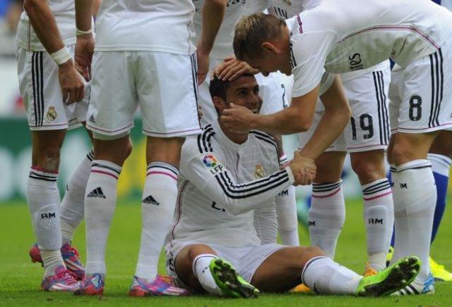 ريال مدريد يسحق ديبورتيفو بـ8 أهداف