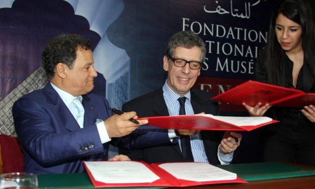 الإعداد لمعرض تشكيلي افتتاحي لمتحف محمد السادس للفن المعاصر في الرباط