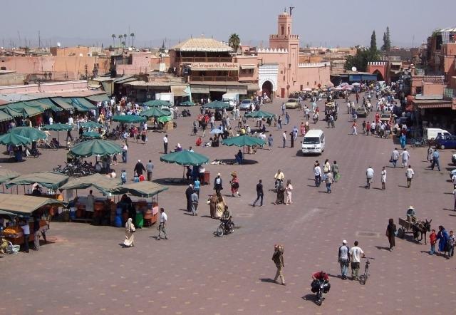 العثور على فتاة مغربية بعد اختفائها في ظروف غامضة في مراكش
