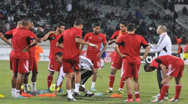 الزاكي يستدعي 33 لاعبا للمنتخب المغربي