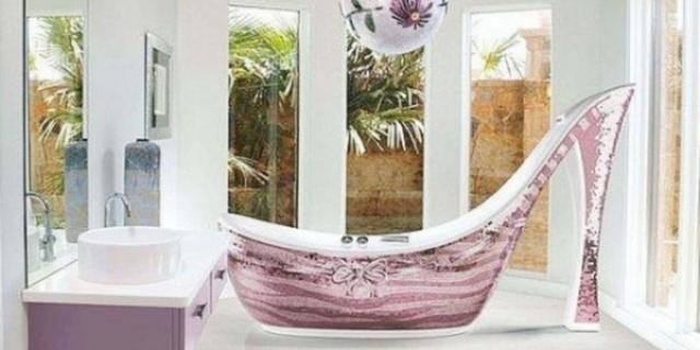 41 ألف دولار ثمن أغلى حوض استحمام في العالم