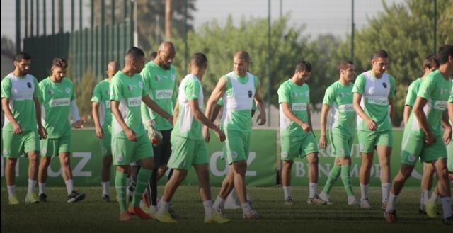 وفد المنتخب الجزائري يسافر اليوم إلى إثيوبيا