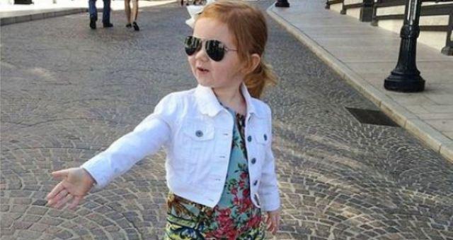 «بيكسي كورتيس» الطفلة الأكثر ثراءًا على انستاغرام